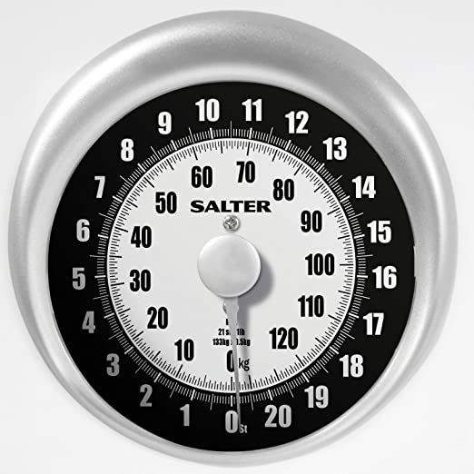 Salter Speedo Dial Mechanical Large Bathroom Scale
