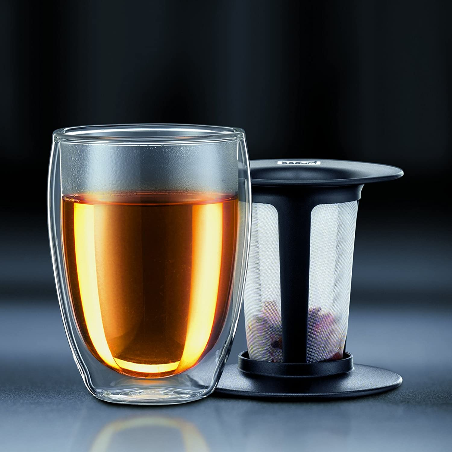 ode to my bodum cup pouring tea. Black Bedroom Furniture Sets. Home Design Ideas