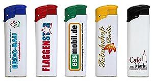 Feuerzeug mit Druck 4farbig / Fotodruck 100 Stück einseitig bedruckt   Kritiken und weitere Infos