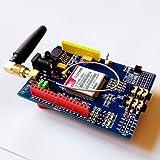 Gazechimp SIM900 GPRS/GSM Development Extension Board Shield Quad-Band Kit for Arduino