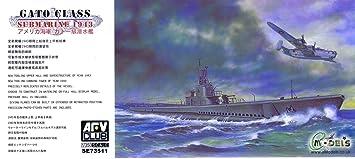 Sous-marin US Classe