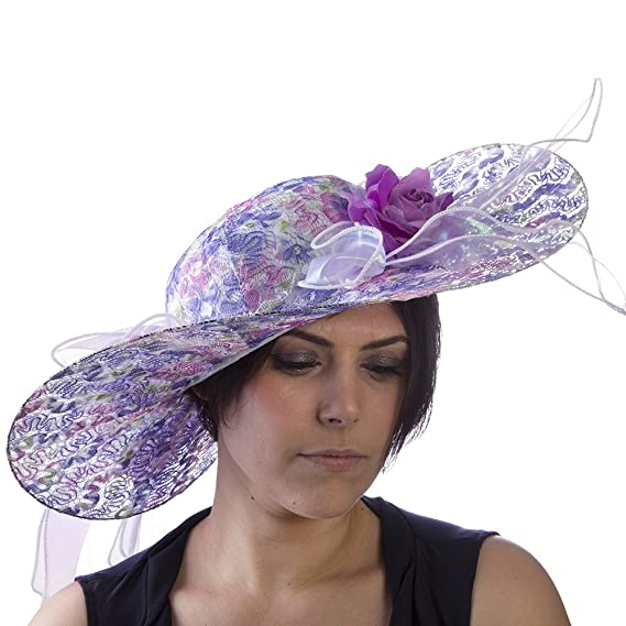 Victorian Style Hats, Bonnets, Caps, Patterns HMS Ladies Derby Hat $18.00 AT vintagedancer.com