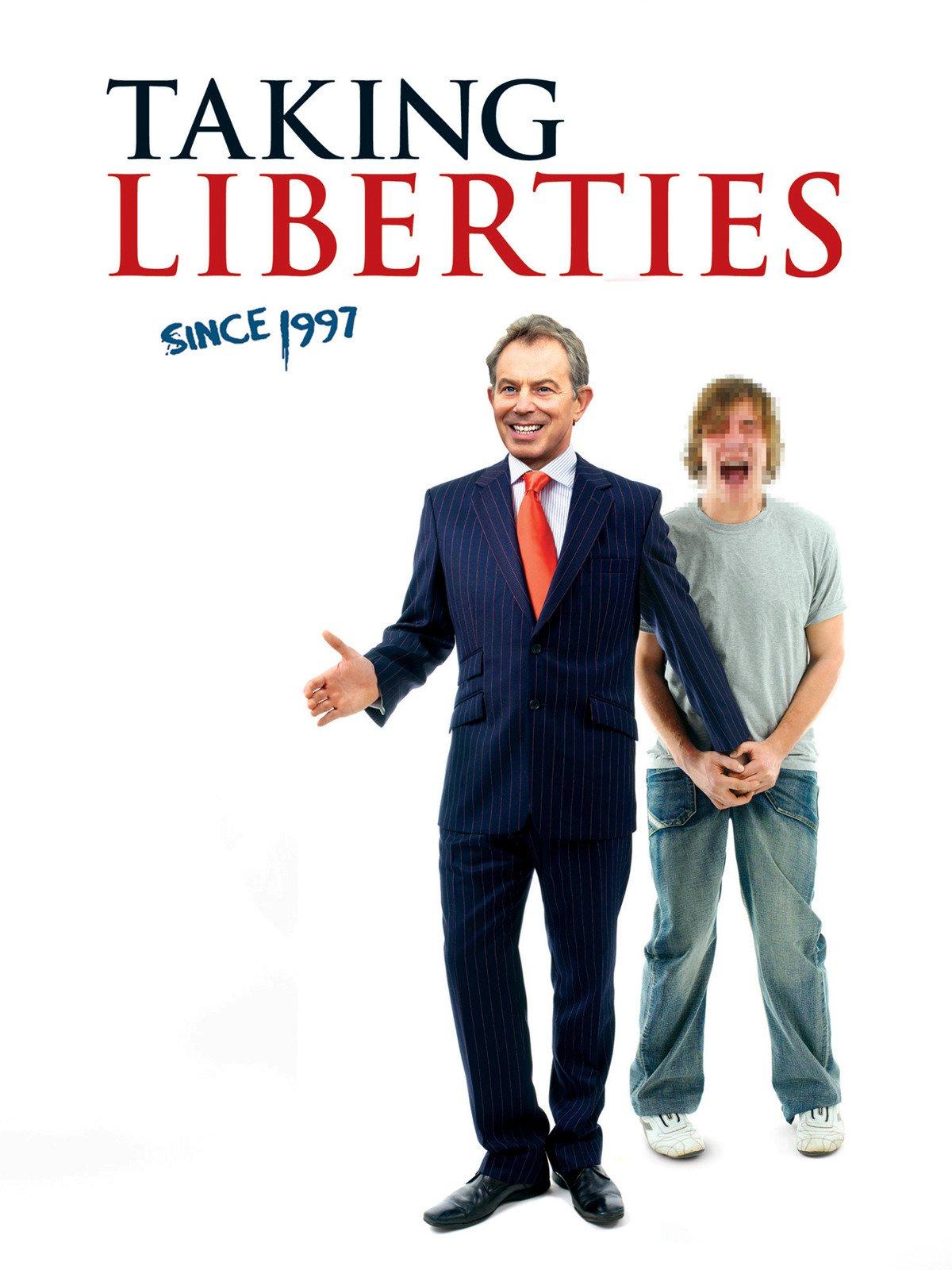 Taking Liberties on Amazon Prime Video UK