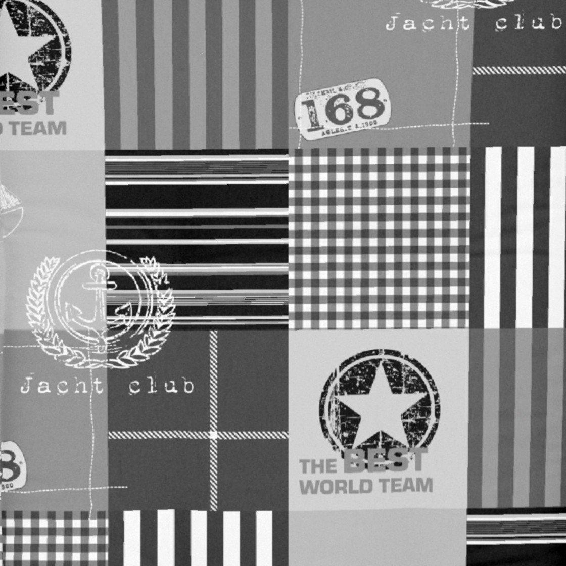 Sun Garden 10168037 Auflage Dessin Naxos 40237-720 für Liege, 50% Baumwolle, 50% Polyester, 190 x 60 x 6 cm jetzt kaufen