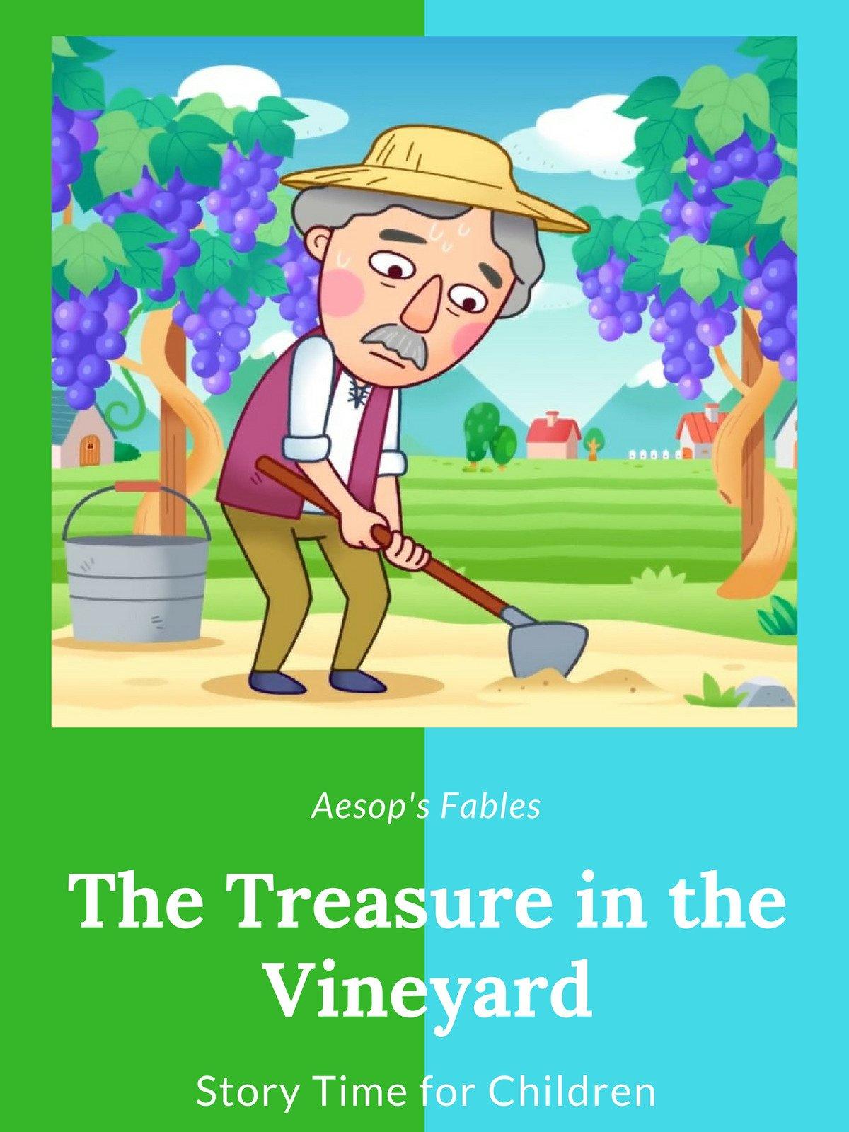 The Treasure in the Vineyard