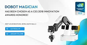 Dobot Magician Standard Version -- Programmable Robotic Arm For K12