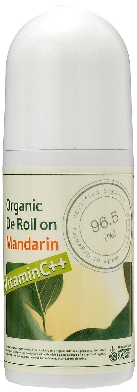 made of Organics  デオドラントロールオン ビタミンC++ マンダリンをamazonで見る