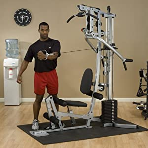 Best compact home gym home fitness guide