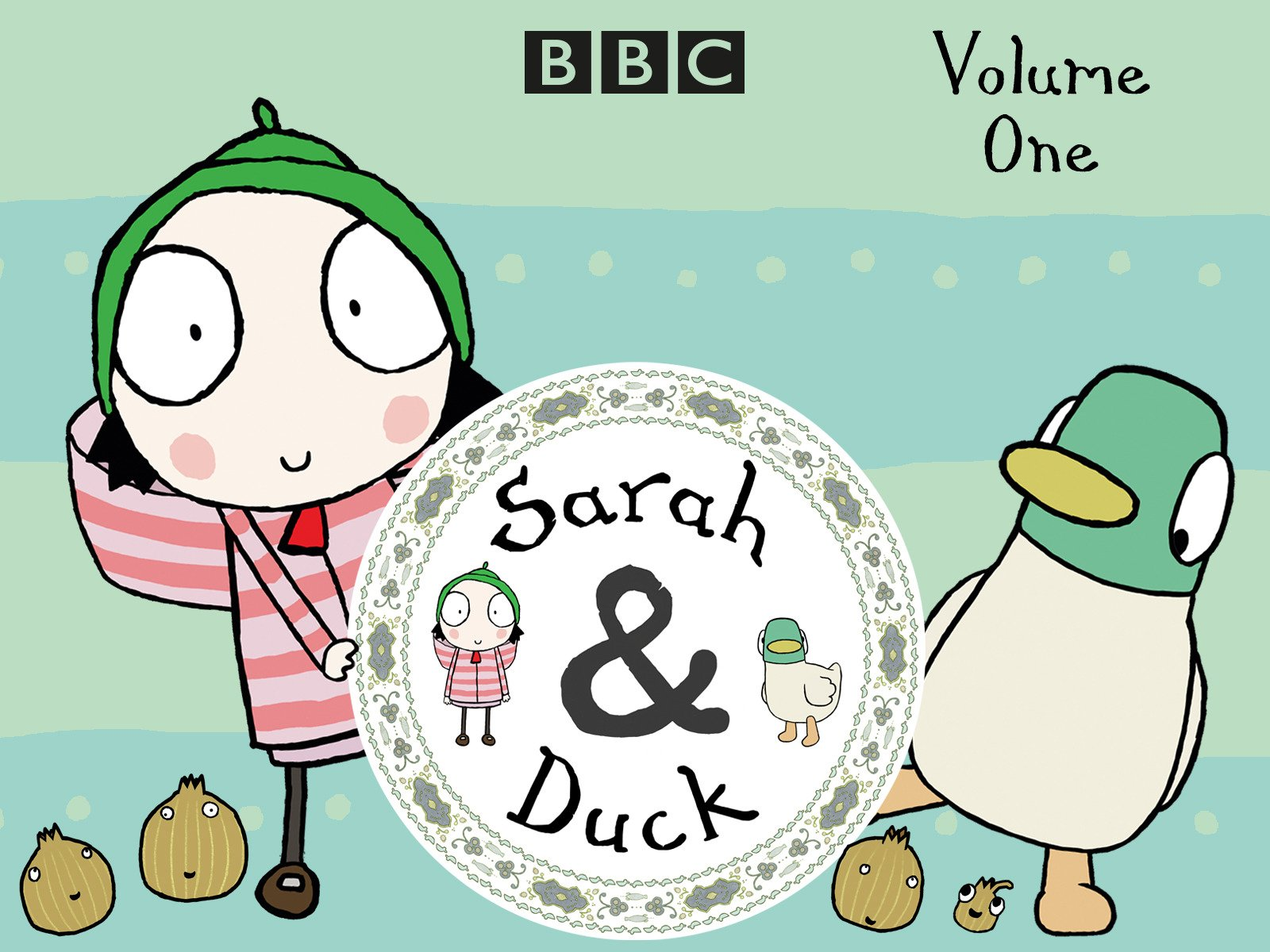 Sarah & Duck on Amazon Prime Instant Video UK