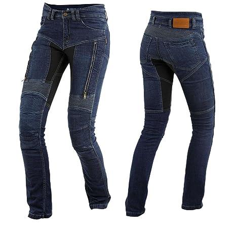 Trilobite paRADO dupont kevlar jean pour femme bleu