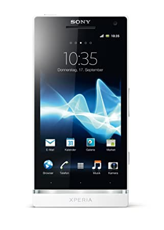 Sony LT26I-WH Smartphone Bluetooth Wi-Fi Android 32 Go Blanc
