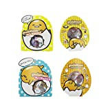 Aimeio Super Cute Cartoon Animals Transparent PVC Stickers for Diary Calendar Albums Decoration Scrapbook Planner Journal Child DIY Toy (Color: Egg)