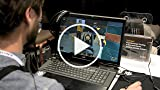 Tobii Eye-Tracking System Hands-on at CES 2014