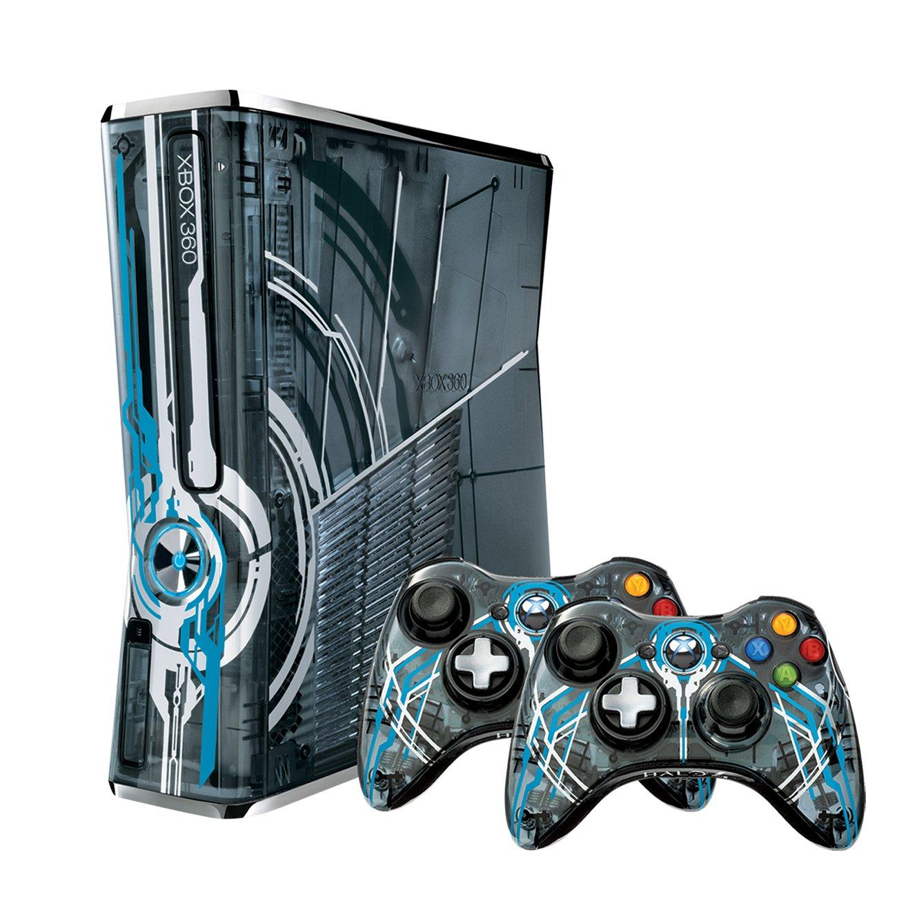 Sold  Xbox 360 Slim Halo 4 Limited Edition 320gb Console