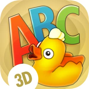 ABC Book 3D: Learn English from Tag of Joy