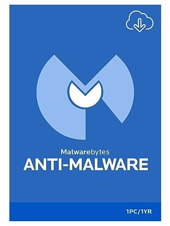 Malwarebytes Anti-Malware Premium 1 Year for 1 PC [Download]