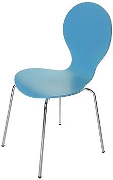 tenzo 680 020 Chaise de salle à manger Turquoise: @p alikouryt