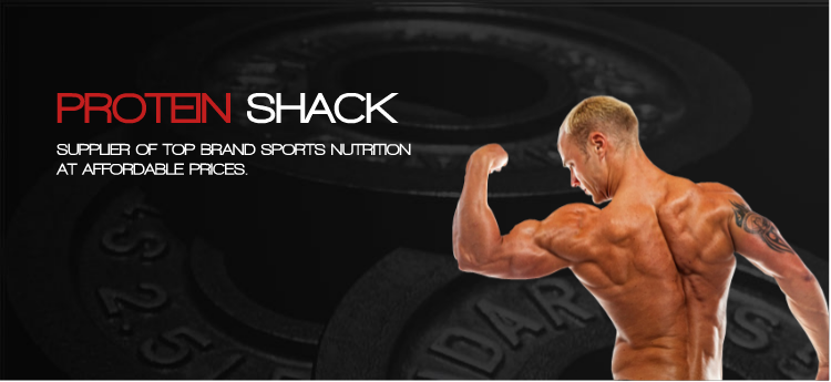 Protein Shack Flash Banner
