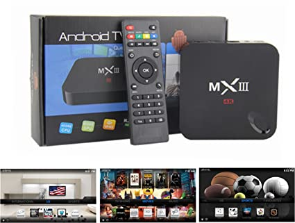 EzMediaXperience MX3 Android 4 4 Quad Core 2G 8G fully