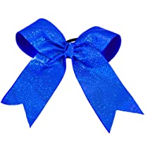 In Stock Large HoloFlex Metallic Short Tail Bow