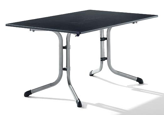 Sieger 1170-50 Puroplan Table de Pliante Boulevard 140 x 90 x 73 cm