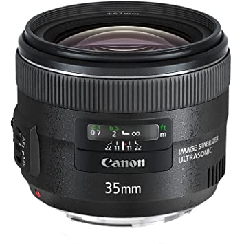 Canon EF35mm f/2 IS USM at amazon