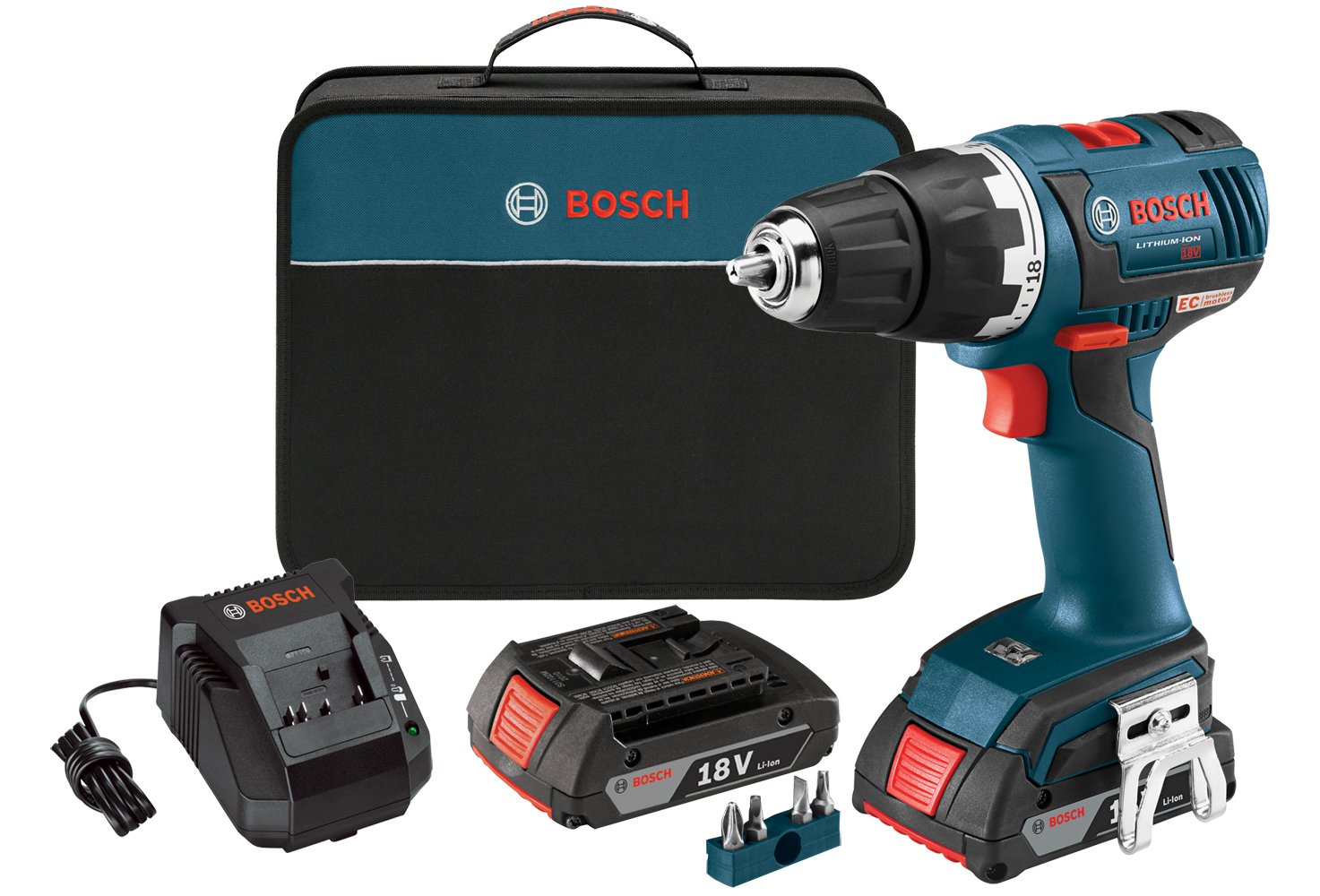 Bosch DDS182 (A Cute and Compact Drill)