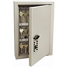 Kidde AccessPoint 001795 TouchPoint 30-Key Cabinet, Clay
