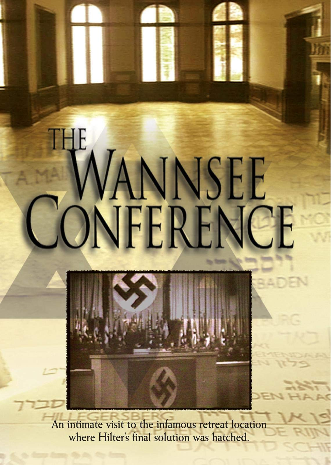 The Wannsee Conference on Amazon Prime Video UK