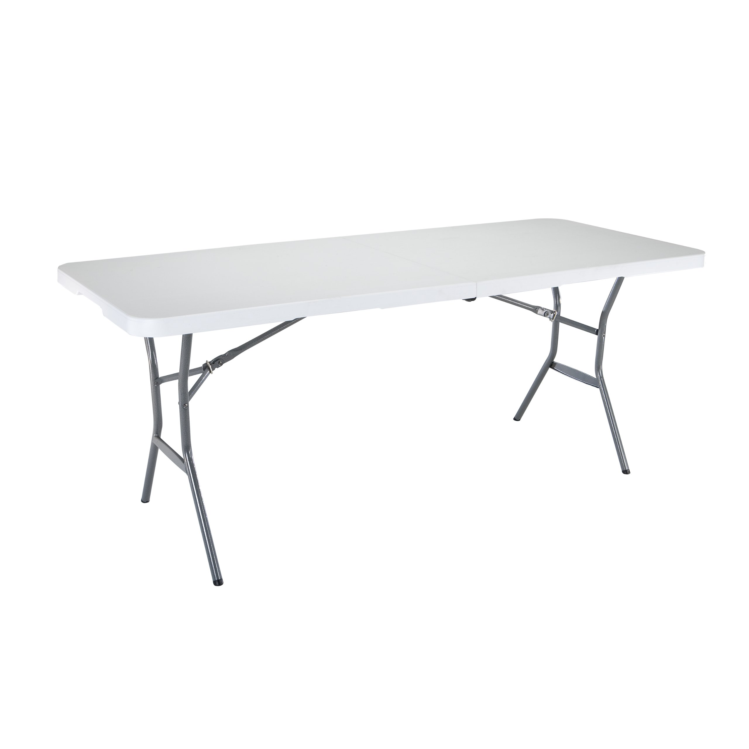 6-Foot Fold-In-Half Commercial Table