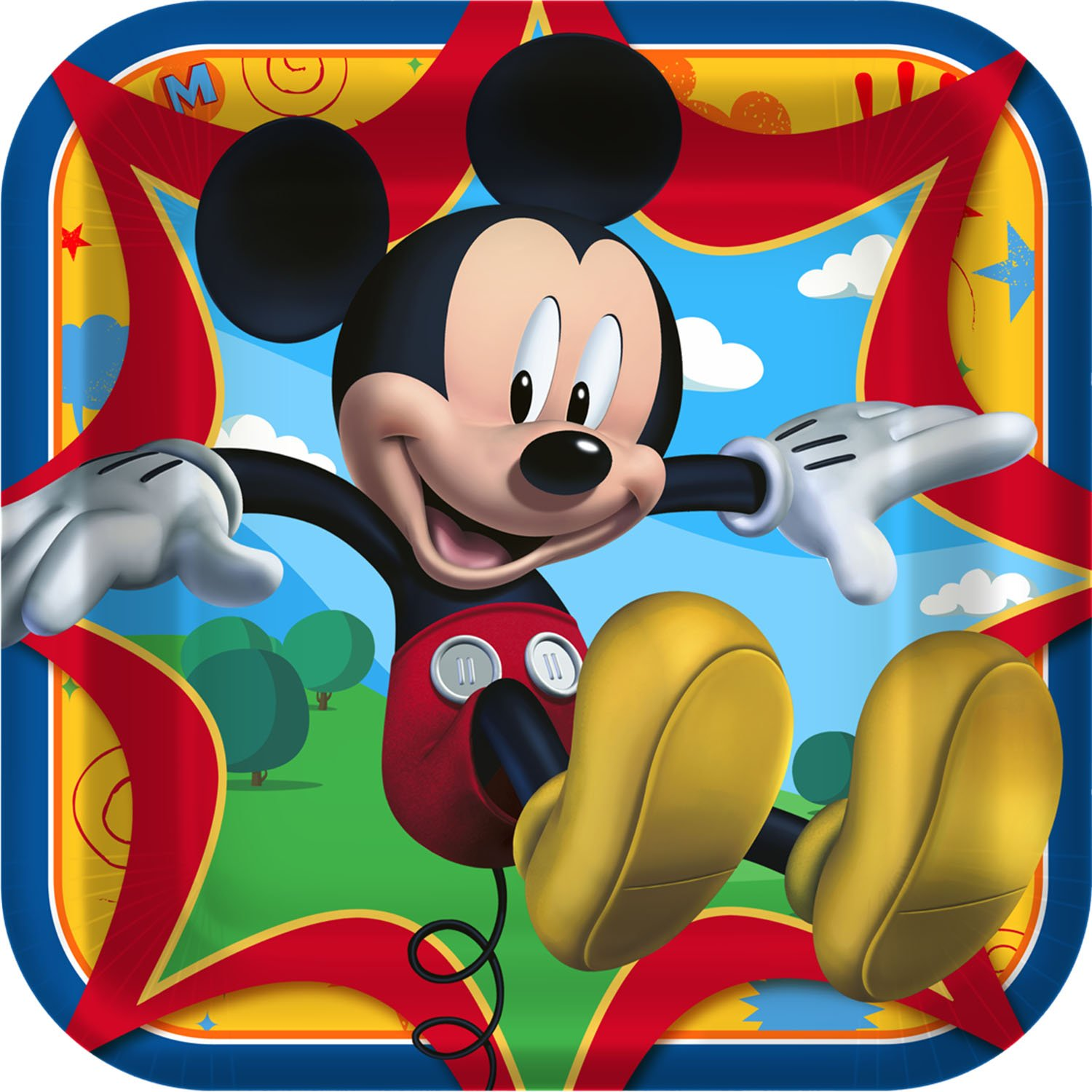 Mickey Mouse Fun And Friends Birthday Party Birthday Wikii Mickey Mouse Wishing Happy Birthday