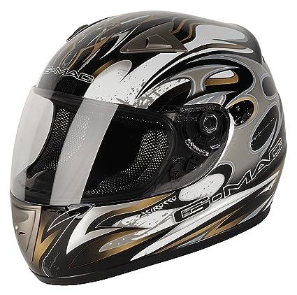 G-MAC 108137XXL15 Casque Moto Scirocco Noir
