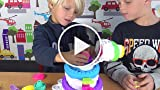 Review of a Play-doh Playset for children 3 and up!