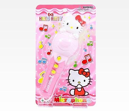Hello Kitty Karaoke Microphone Hello Kitty Microphone Hand