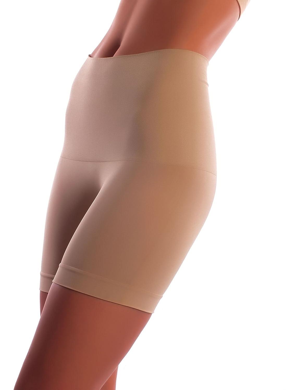 Donna Damen Miederhose mit Bein - Shapewear DO-08 (Weitere Farben)