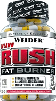 Weider Thermo Rush, 1er Pack (1 x 143 g)