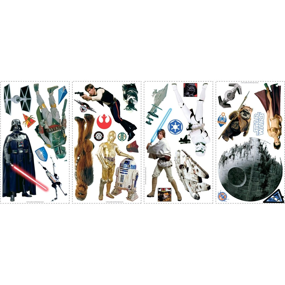 Star Wars Wandsticker