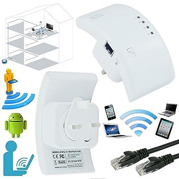 Andoer r p teur de wifi sans sans fil n for Repeteur wifi exterieur