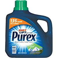 Purex Liquid Laundry Detergent 203 oz