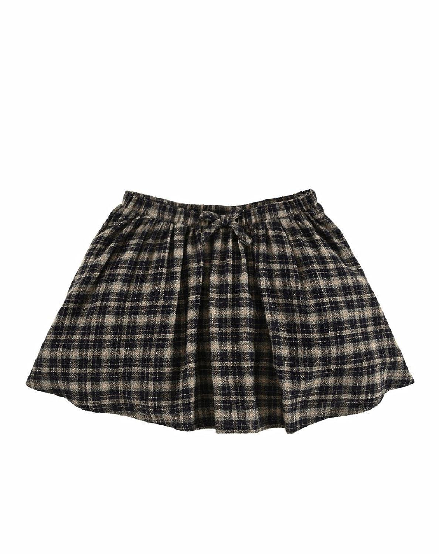 Amazon.co.jp: (ユナイテッドカラーズオブベネトン) UNITED COLORS OF BENETTON ツイードチェックスカートK: 服&ファッション小物