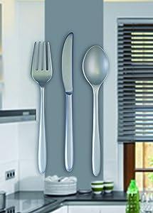 Wandobjekt Löffel Gabel Messer Dekoration Wand Küche Besteck   Kundenbewertung und weitere Informationen