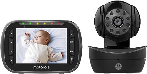 motorola digital video baby monitor mbp43 b mbp43 mbp43b mbp43 b 816479. Black Bedroom Furniture Sets. Home Design Ideas