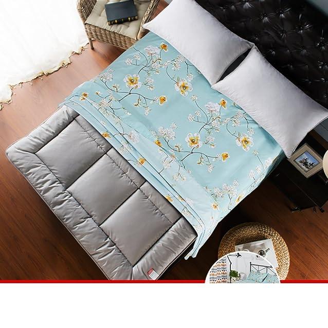 Materasso trapunta singola e doppia stuoia materassi dormitorio degli studenti spugna tatami materasso-M 90x200cm(35x79inch)