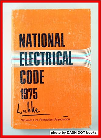 National Electrical Code 1975 written by National Fire Protection Association