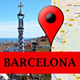 Barcelona Live Map and Gps