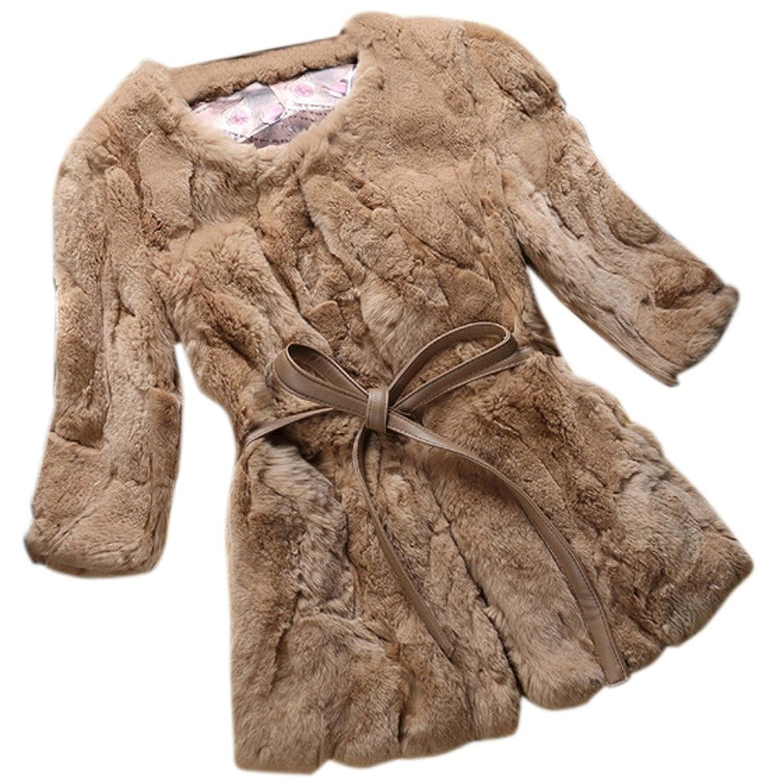 Tasso Damen Winter Warm Kunst Pelz Jacke Mantel Felljacke Kurzmantel Casual aber Elegant bestellen