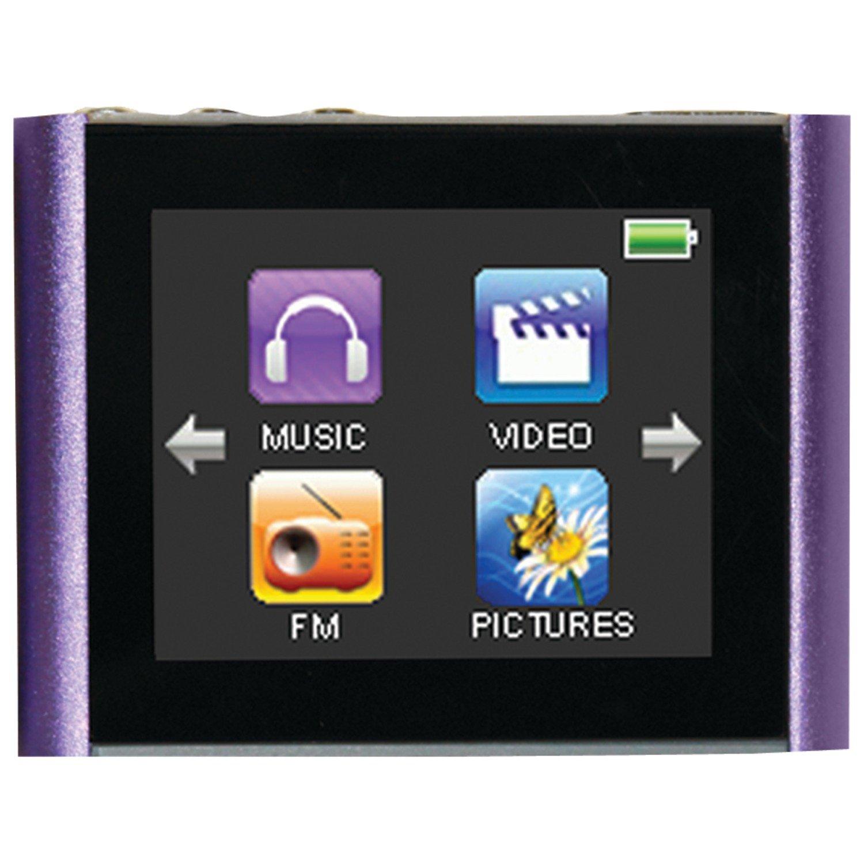 Eclipse T180 1.8 4GB MP3 USB 2.0 Clip Style Digital Audio LCD Video Player 9 inch car headrest mount dvd player digital multimedia player hdmi 800 x 480 lcd screen audio video usb speaker remote control