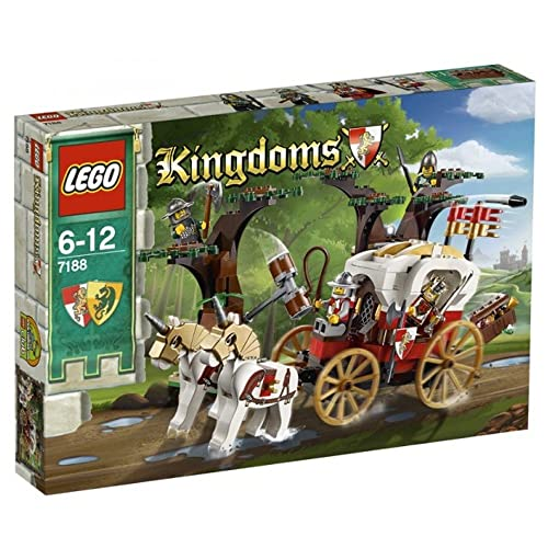 LEGO Castle Kings Carriage Ambush 7188