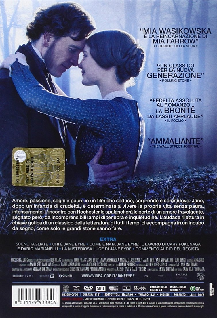 watch Jane Eyre (Import PAL) movie