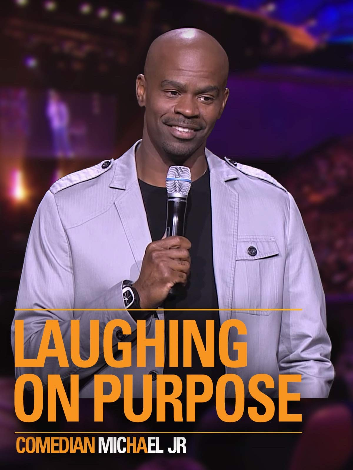 Laughing on Purpose on Amazon Prime Instant Video UK